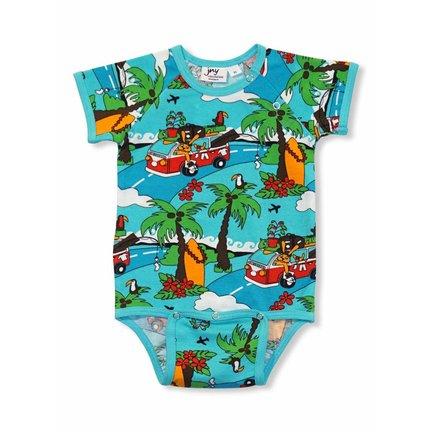 Kinderkleding en babykleding waarin kids heerlijk kunnen spelen.