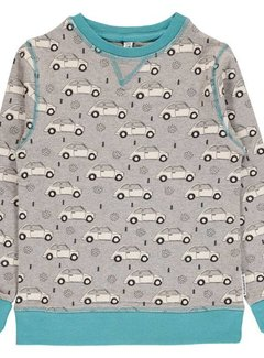 Maxomorra Maxomorra Sweatshirt CLASSIC CARS