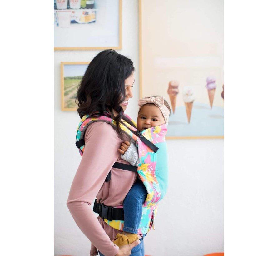 Tula Free to Grow Coast Paint babytrage.