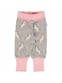 Maxomorra Maxomorra Pants Rib Sweat UNICORN DREAMS