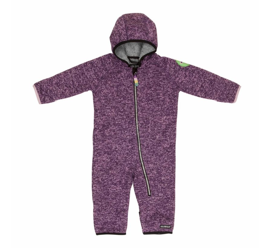 Villervalla OVERALL (WINDBLOCK)   GRAPE/ORCHID    /