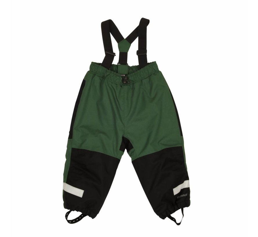 Villervalla WINTER TROUSERS  SOLID   DRK PINE