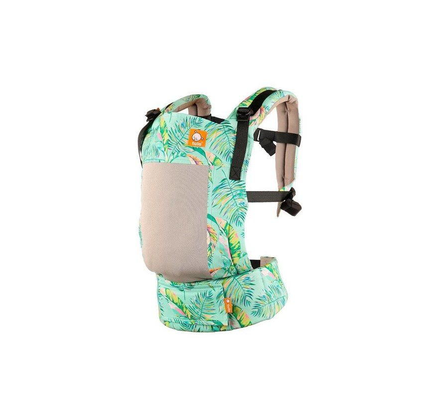 Tula toddler Electric Leaves
