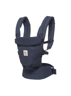 Ergobaby Ergobaby babycarrier 3P Adapt Navy Mini Dots