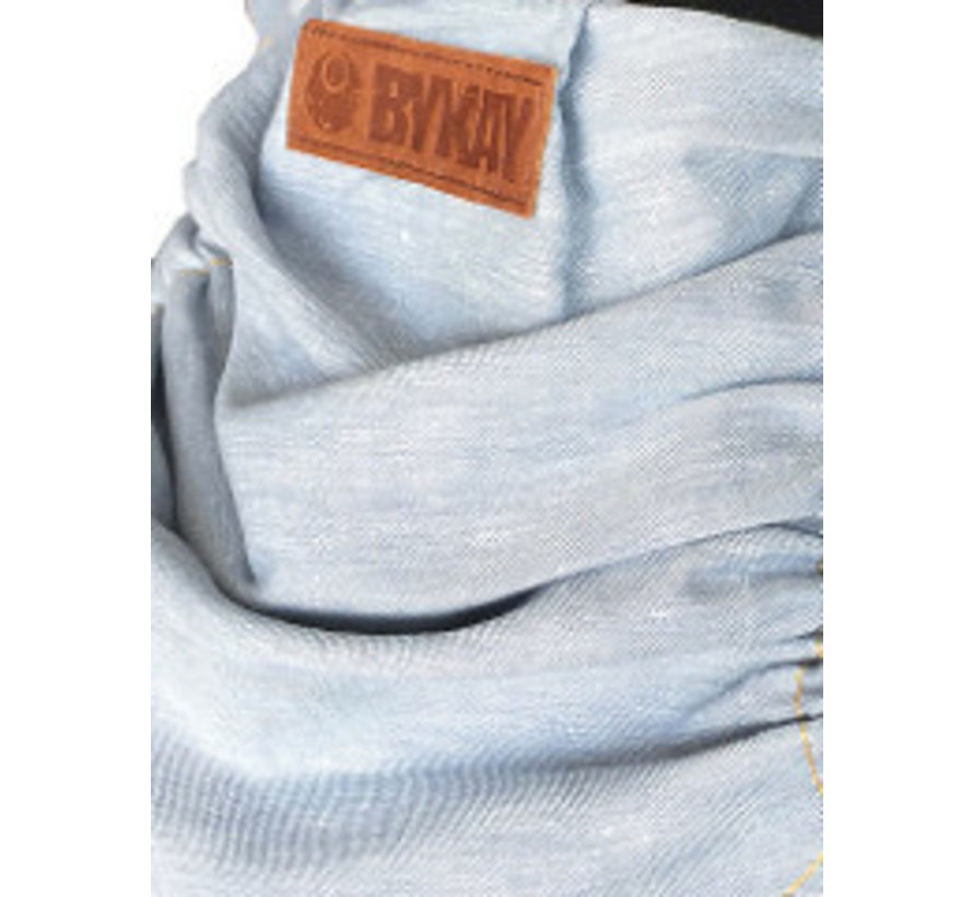 ByKay mei tai deluxe stone washed jeans