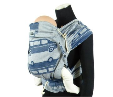 Didymos Didymos DidyKlick Van Parade night blue