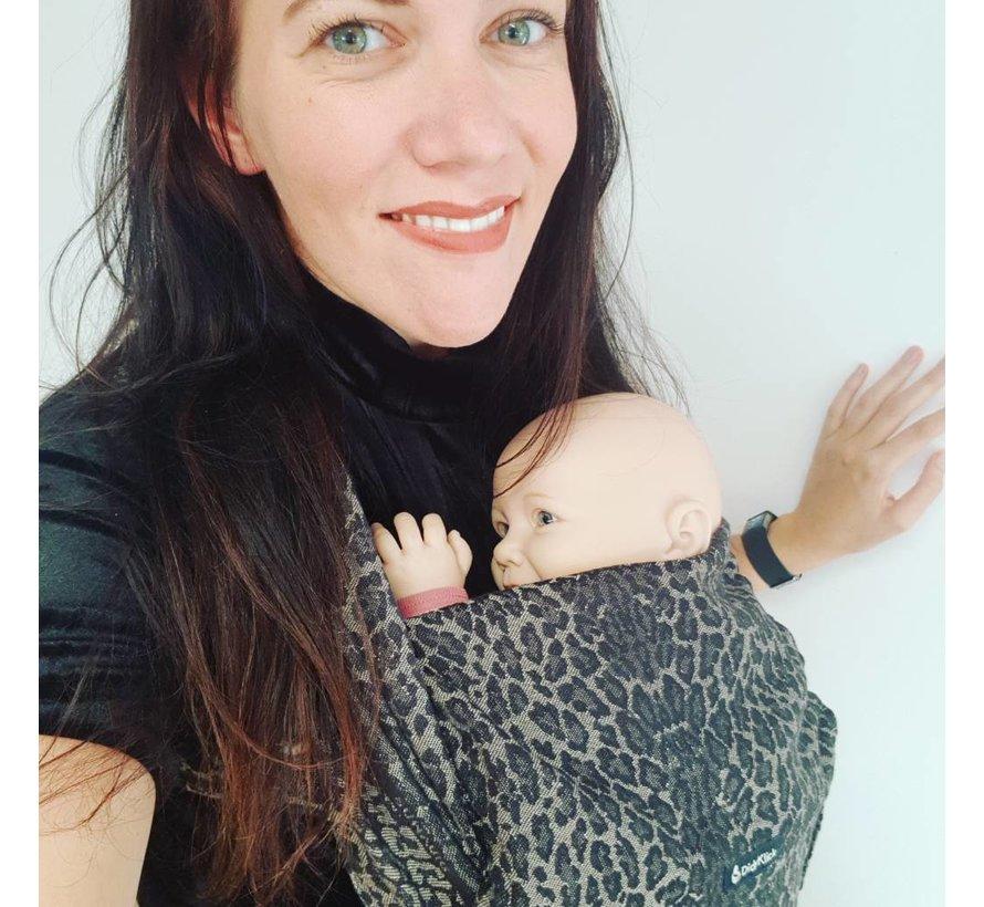 Didymos DidyKlick Leopard baby carrier