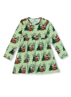 JNY JNY SWEETDRESS l/s CUDDLING FOXES