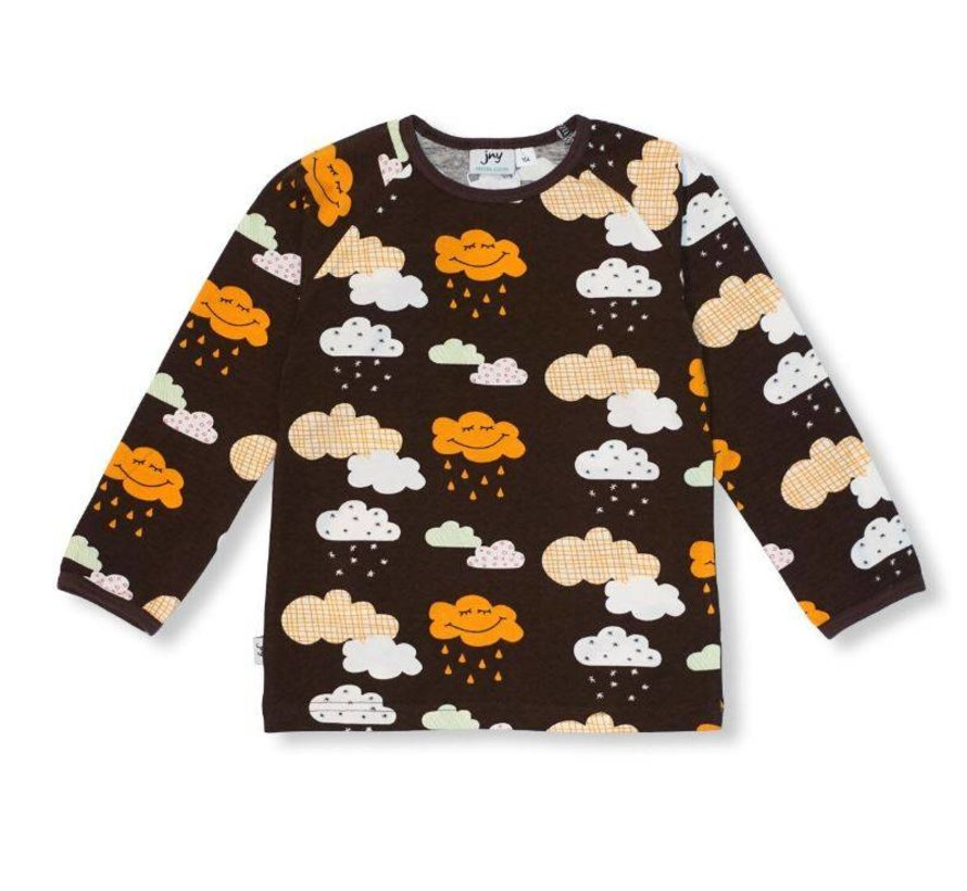JNY SHIRT l/s HAPPY CLOUDS