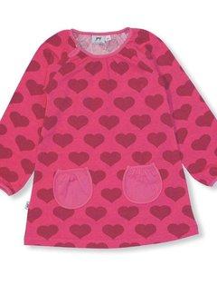 JNY JNY TUNIC l/s HEART