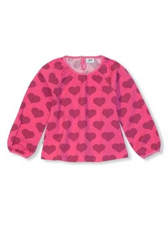 JNY JNY PUFFY SHIRT l/s HEART