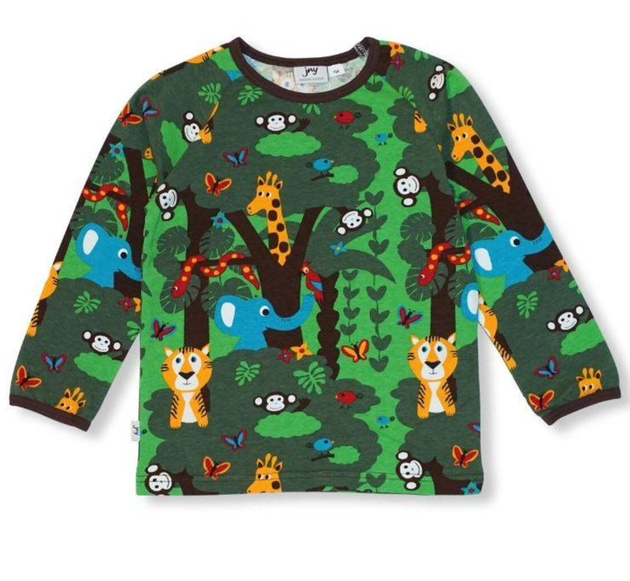 JNY SHIRT l/s JUNGLE