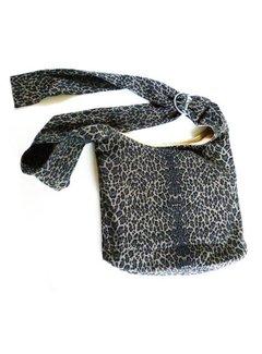 Didymos Didymos schoudertas draagtas leopard