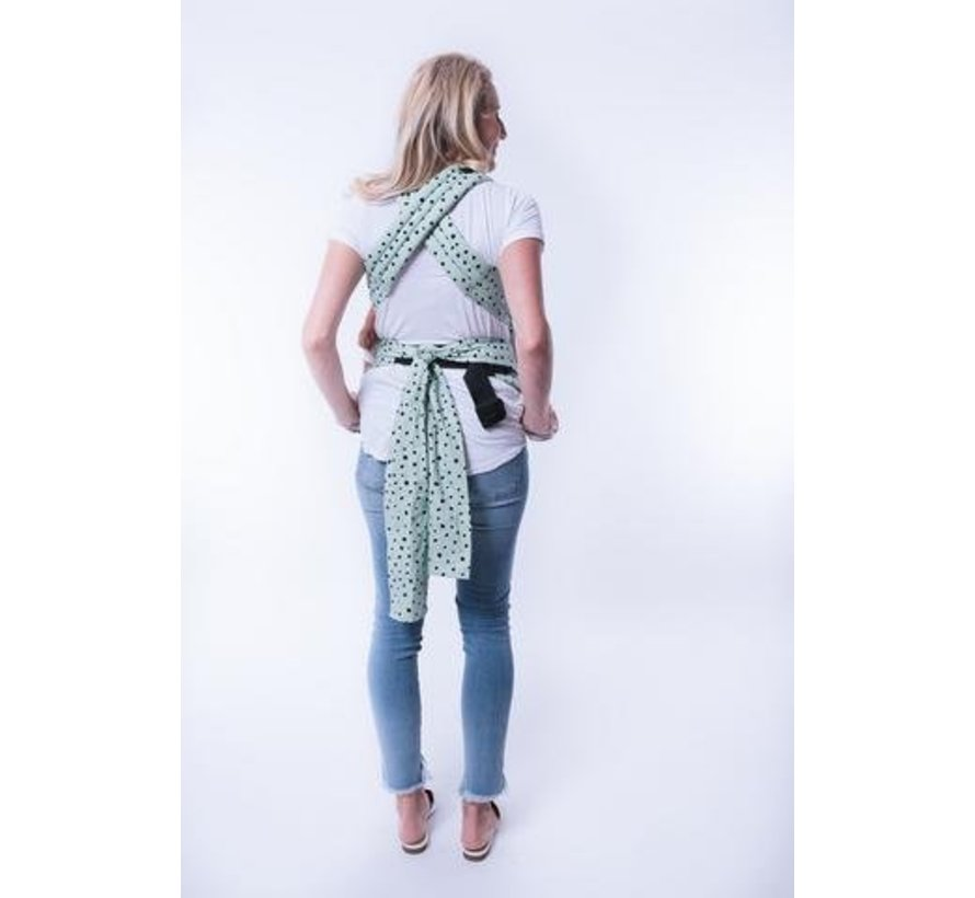 Tula half buckle Mint Chip