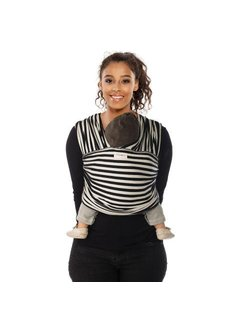 Babylonia Babylonia tricot slen design black white stripes