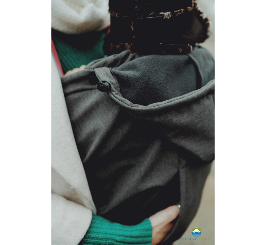 Little Frog Softshell draag cover