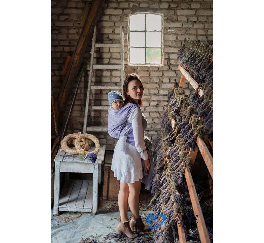 Beloved Linen Silk Flourish