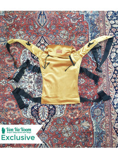 ByKay ByKay classic carrier Yellow Velvet
