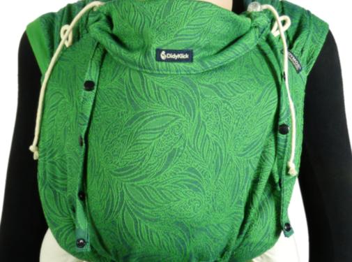 Didymos Didymos  DidyKlick Green Thicket