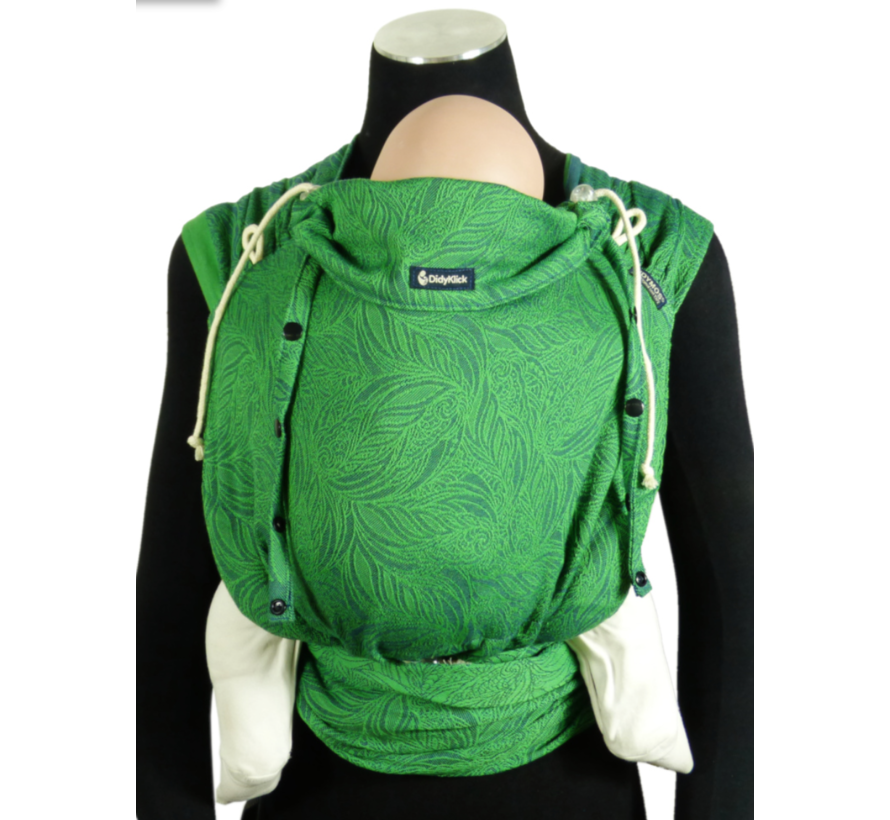 Didymos  DidyKlick Green Thicket