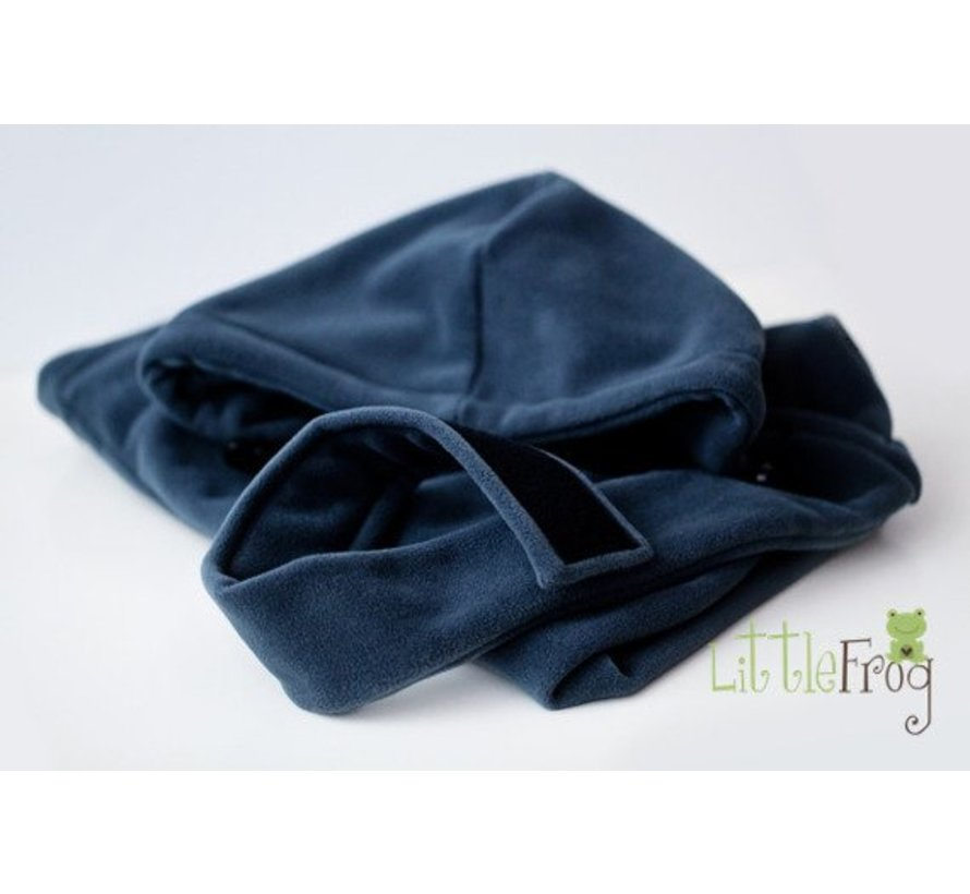 Cosy Frog Carrying Case Black