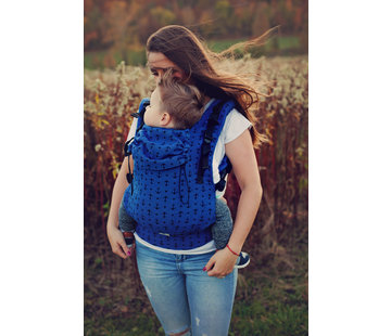 Little Frog Little Frog toddler carrier Navy Anchors