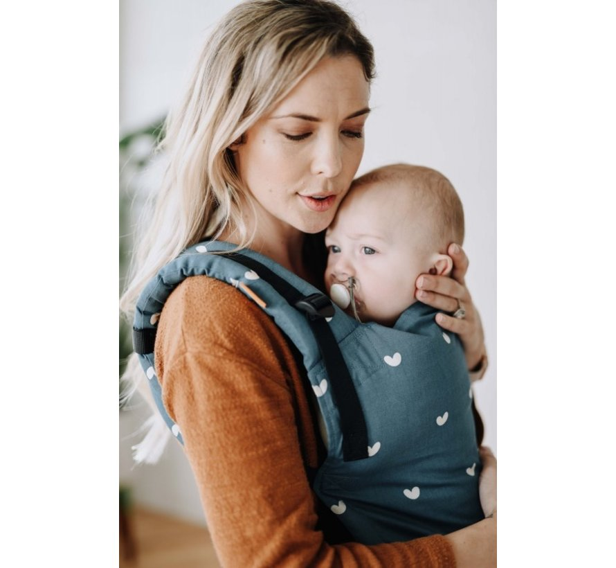 Tula Free to Grow Playdate babycarrier.