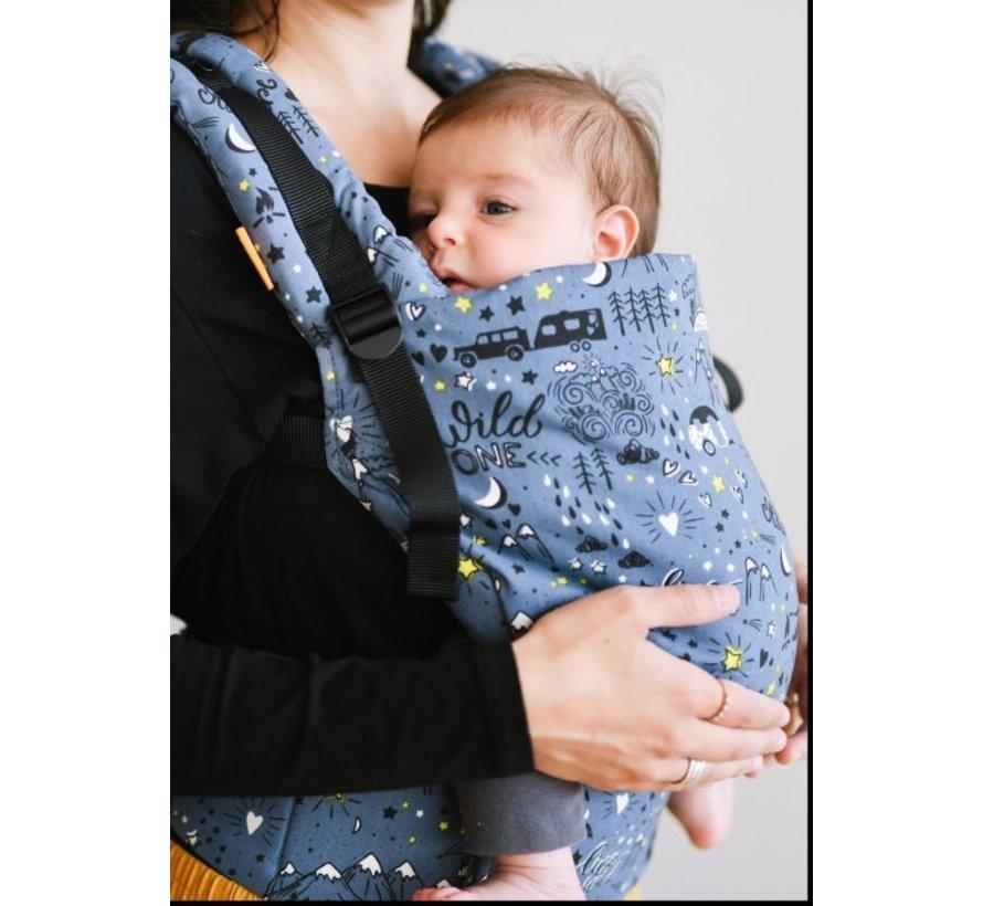 Tula Free to Grow Wander babycarrier.