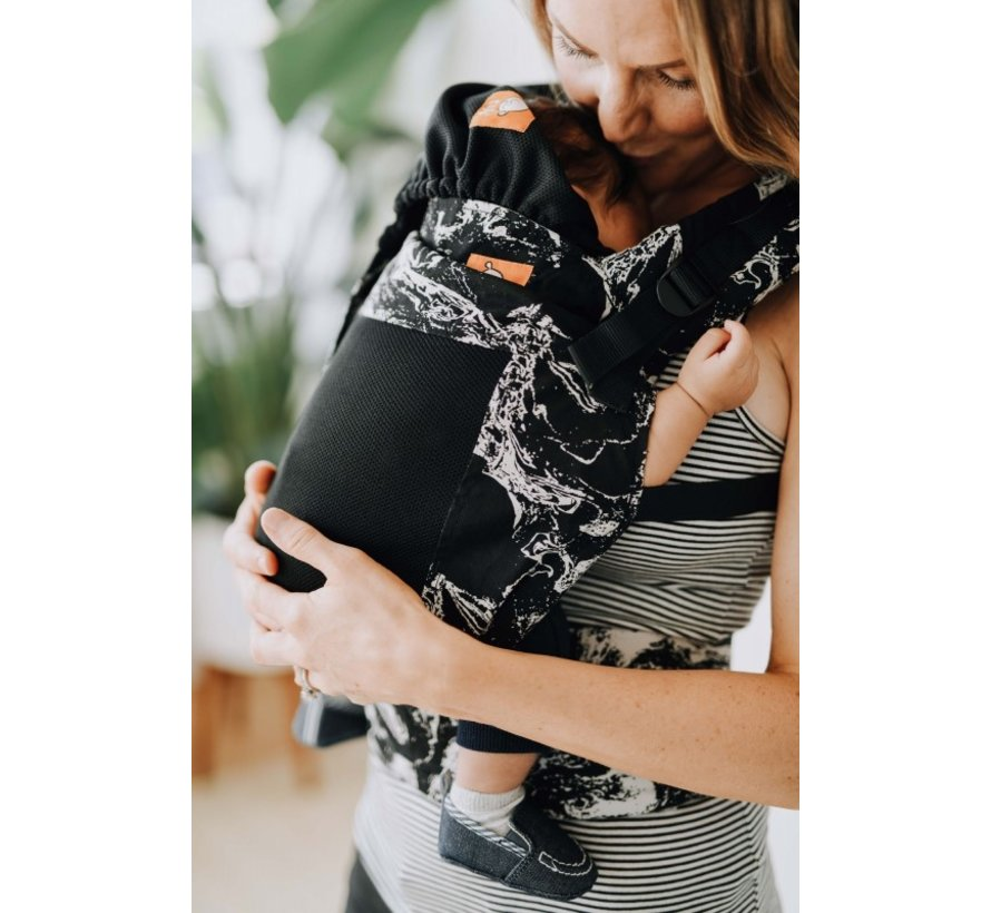 Tula Free to Grow Coast Marble  babycarrier.