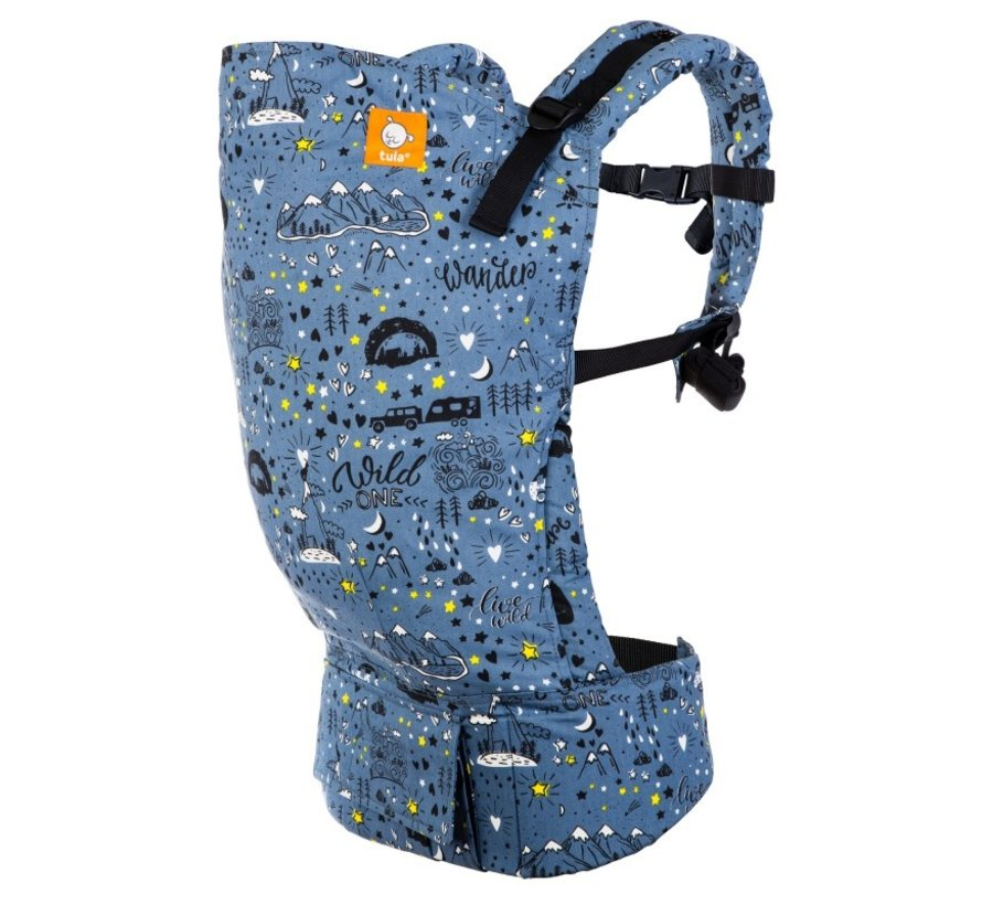 Tula toddler Wander toddlercarrier