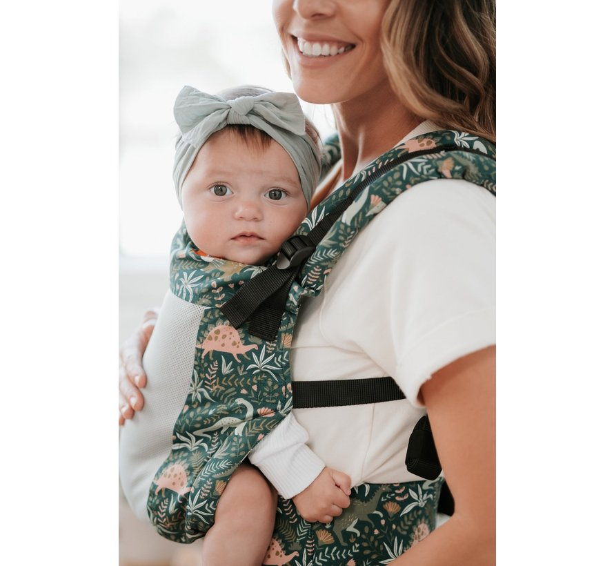 Tula Free to Grow Coast Land Before babycarrier