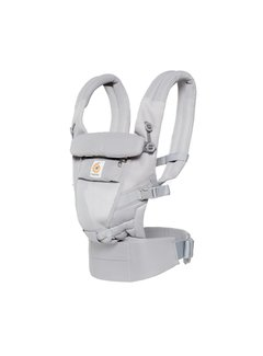 Ergobaby Ergobaby Adapt Cool Air Mesh Pearl grey