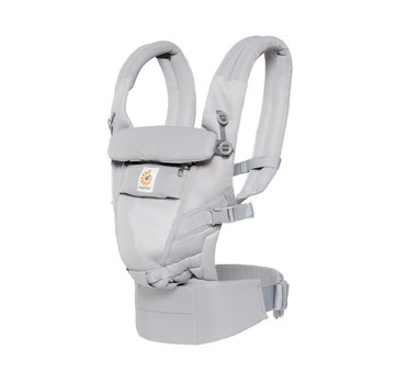 Ergobaby Ergobaby Adapt Cool Air Mesh -Pearl grey
