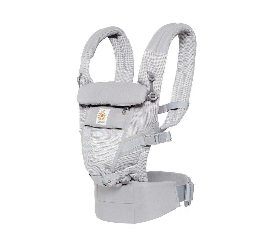 Ergobaby babytrage Adapt Cool Air Mesh - Pearl grey