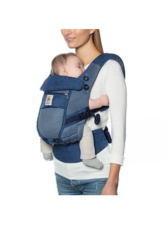 Ergobaby Ergobaby Adapt Cool Air Mesh -Blue Blooms