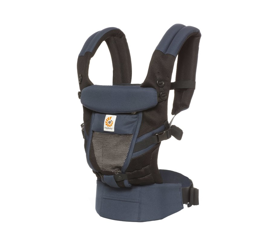 Ergobaby draagzak Adapt Cool Air Mesh -Raven
