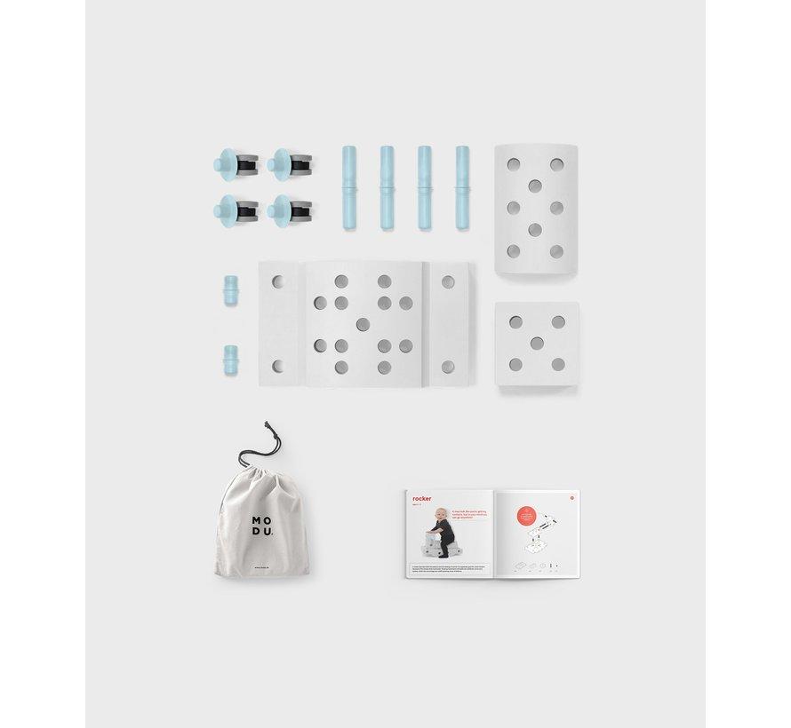 Modu Curiosity Kit, Spielzeugbausteine von MODU