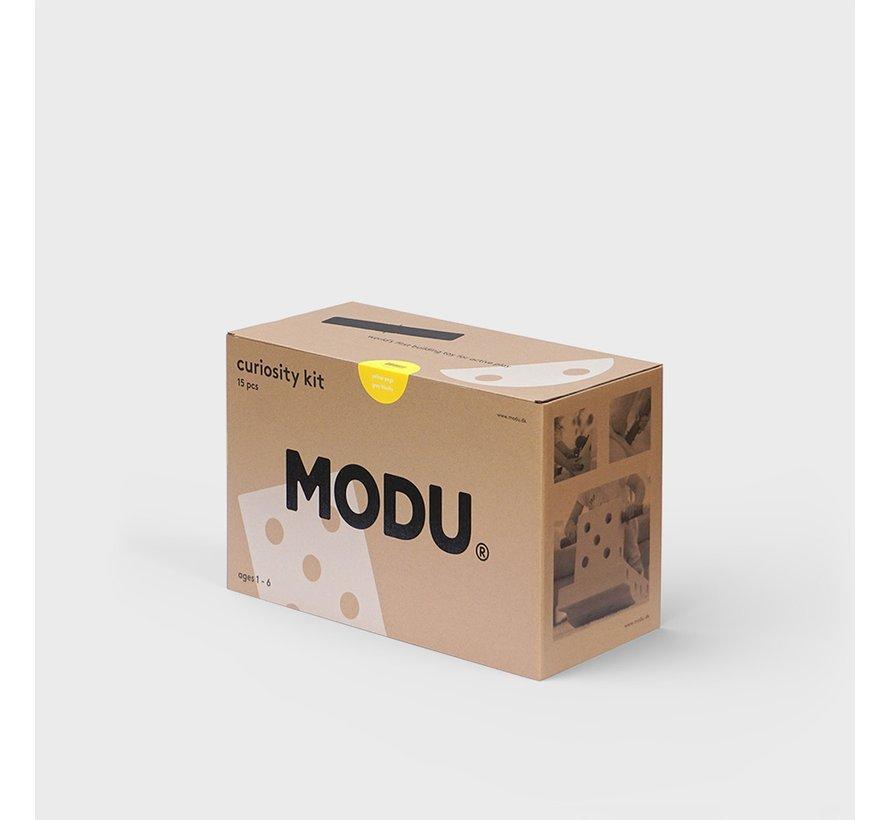 Modu Curiosity Kit,  constructie speelgoed blokken van MODU