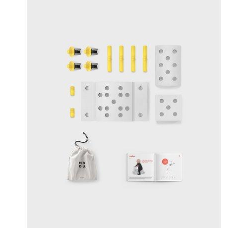 Modu Modu Curiosity Kit,  constructie speelgoed blokken van MODU