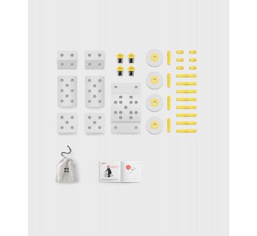 Modu Modu Dreamer Kit, constructie speelgoed blokken van MODU