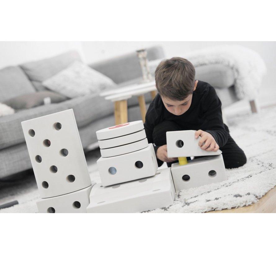 Modu Dreamer Kit, constructie speelgoed blokken van MODU