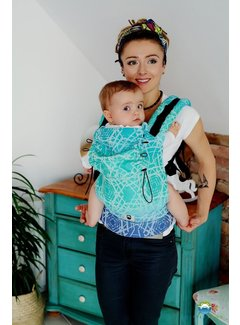 Little Frog Little Frog baby carrier Sea Abyss