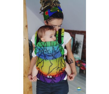 Little Frog Little Frog baby carrier Sweet Tweet