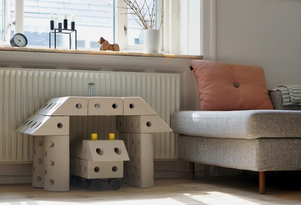 Modu modulair speelgoed