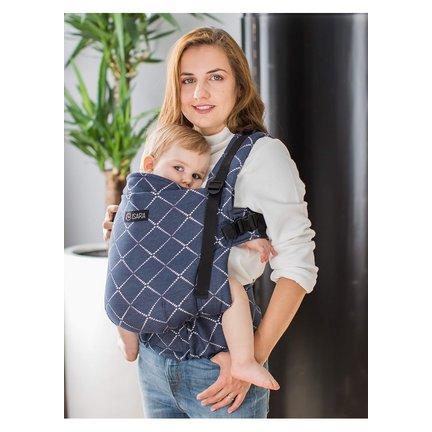 Isara trendsetter draagzak in baby en toddler maat.