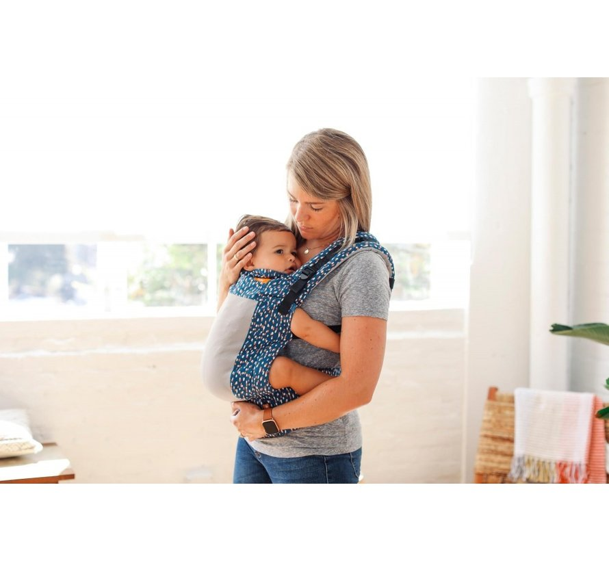 Tula Free to Grow Coast Maya babycarrier.