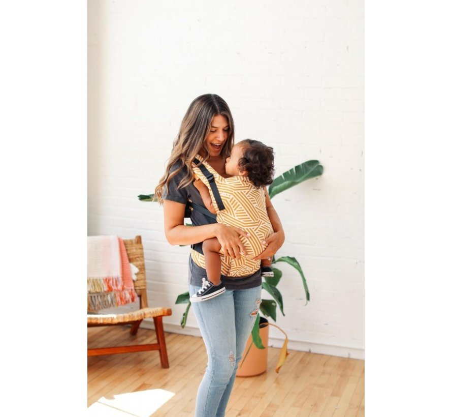 Tula Free to Grow Sunset Stripes babycarrier