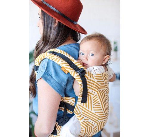 Tula Tula Free to Grow Sunset Stripes babytrage