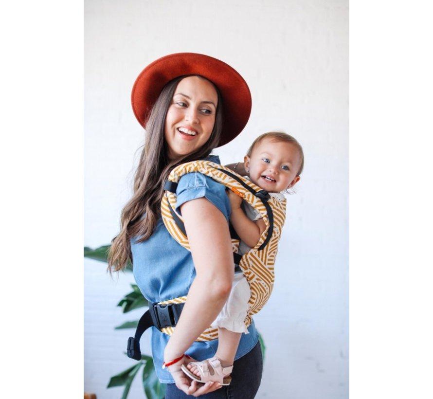 Tula Free to Grow Sunset Stripes babytrage