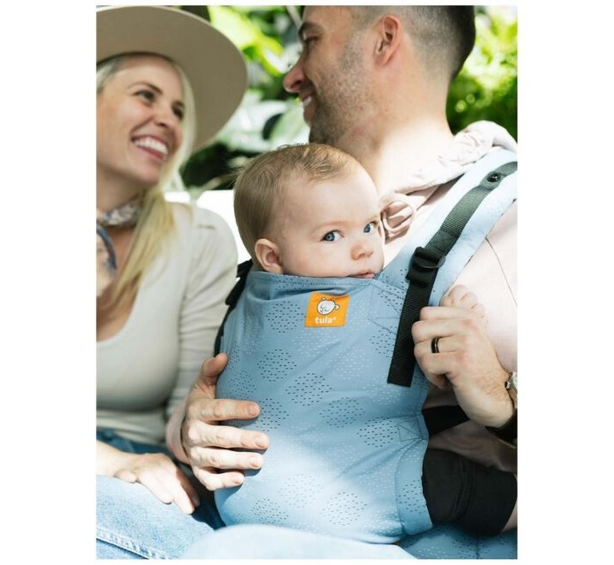 Tula Free to Grow Whisper  babycarrier